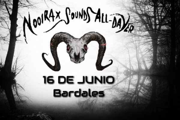 El Nooirax Sounds All-Dayer inundará Bardales de música